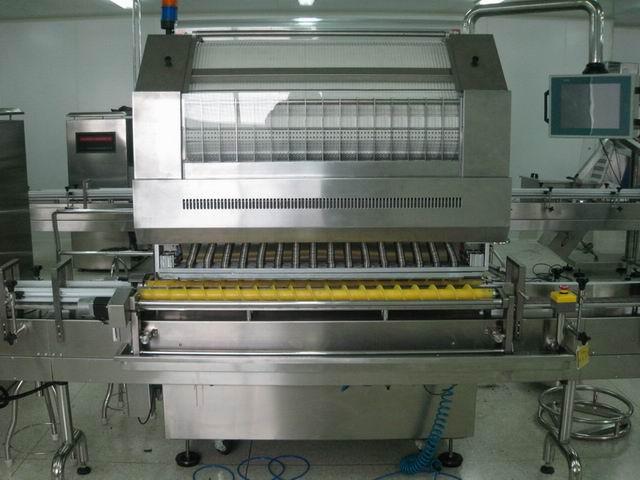 TG—100、150型條板式數粒機