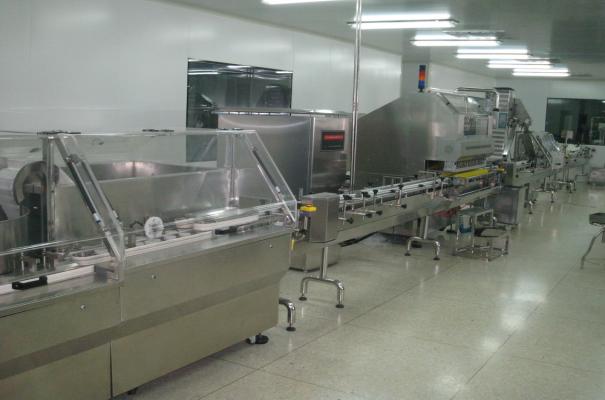 ZP-Ⅱ型高速全自动药丸、片剂(软硬胶囊)计数装瓶包装生产线